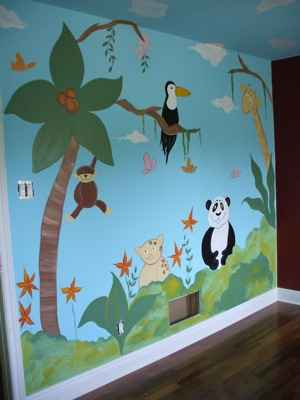 D co pour garderie affaires services services de for Deco murale quebec