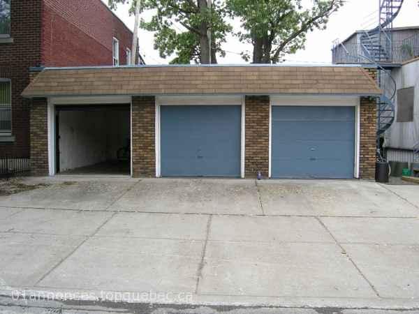 Garage simple a louer 10 39 x 20 39 rosemont immobilier for A louer garage automobile