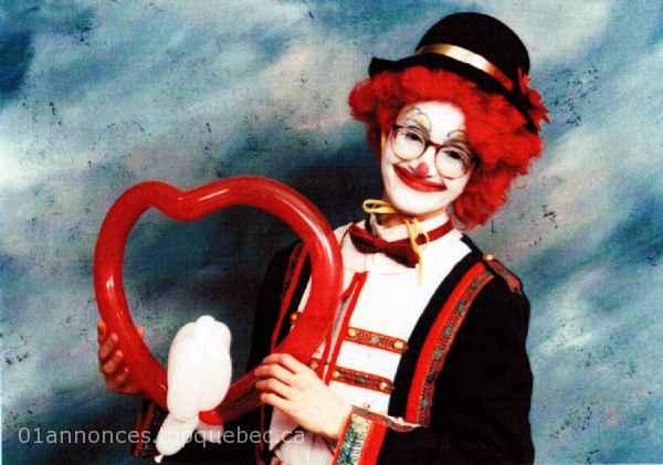 clown a domicile spectacle clown a domicile affaires services services de garderie. Black Bedroom Furniture Sets. Home Design Ideas