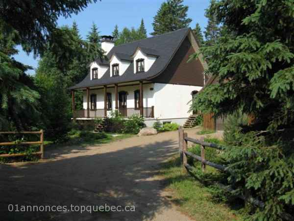 Maison Canadienne de prestige - Immobilier - Propriétés à vendre ...