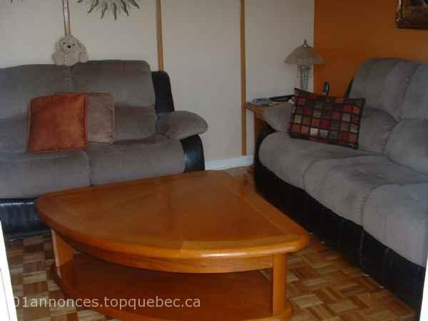 mobilier de salon a vendre marchandise ameublement et d coration 01 annonces. Black Bedroom Furniture Sets. Home Design Ideas